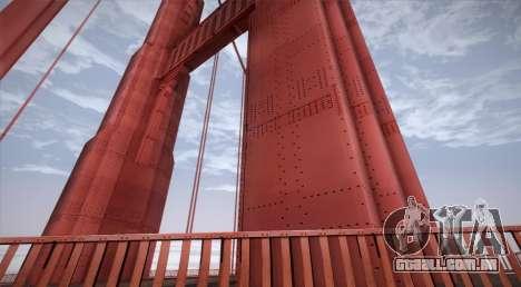 RoSA Project v1.5 San-Fierro para GTA San Andreas segunda tela
