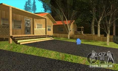 Aldeia nova Gillemyr v1.0 para GTA San Andreas terceira tela