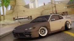 Nissan Silvia S15 Fail Camber para GTA San Andreas