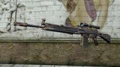 Rifle sniper para GTA San Andreas