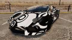Lamborghini Aventador LP700-4 2012 [EPM] Circle para GTA 4