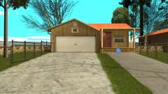 Nova casa do Sijia em Palomino Chorar