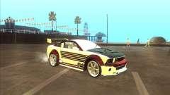 Ford Mustang GT из NFS MW para GTA San Andreas