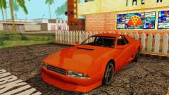 New Cheetah v1.0 para GTA San Andreas