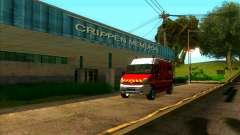 A revitalização da aldeia Montgomery para GTA San Andreas