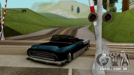 Oceânica Conversível para GTA San Andreas