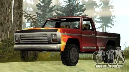 O Novo Jeep (Yosemite) para GTA San Andreas