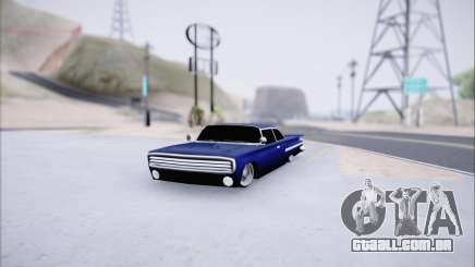 Voodoo Low Car v.1 para GTA San Andreas