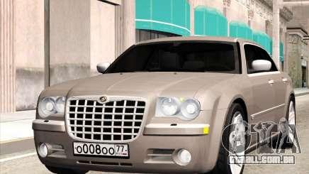 Chrysler 300C 2009 para GTA San Andreas