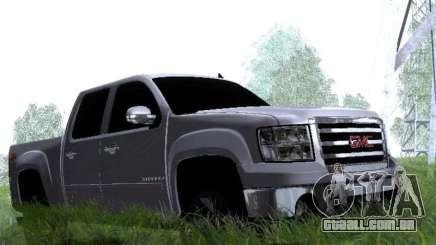 GMC Sierra SLT para GTA San Andreas