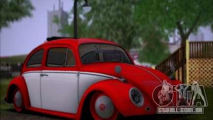 Volkswagen Beetle Stance para GTA San Andreas
