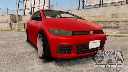 GTA V Dinka Blista para GTA 4
