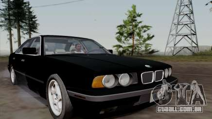 BMW 540i (E34) para GTA San Andreas