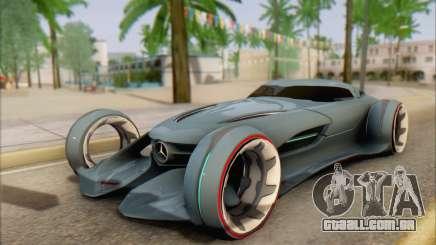 Mercedes-Benz SilverArrow para GTA San Andreas