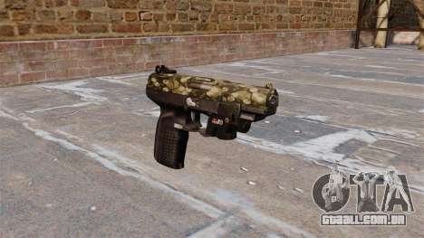 Arma FN Cinco sete LAM Hex para GTA 4