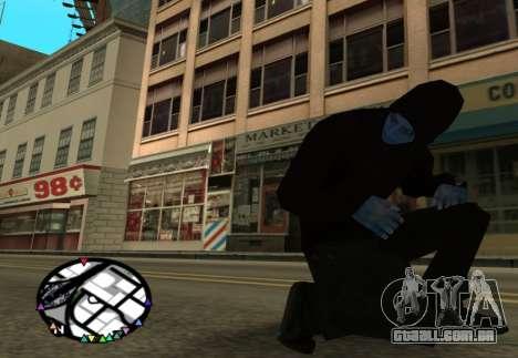 O poder do novo homem-aranha 2 para GTA San Andreas