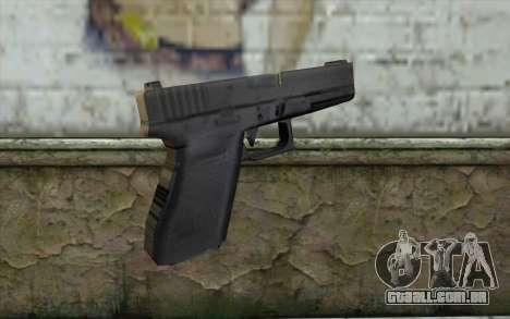 Manhunt Glock para GTA San Andreas segunda tela