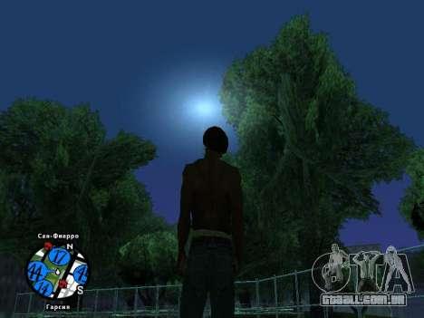 Hidden Photos Map para GTA San Andreas segunda tela
