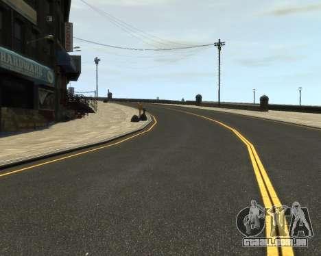 New Roads  (Textures - HD) para GTA 4 terceira tela