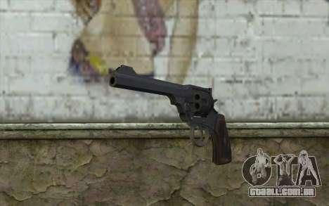 Revolver (Deadfall Adventures) para GTA San Andreas
