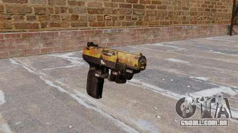 Arma FN Cinco sete LAM Cair para GTA 4