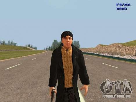 Danila do filme Irmão para GTA San Andreas