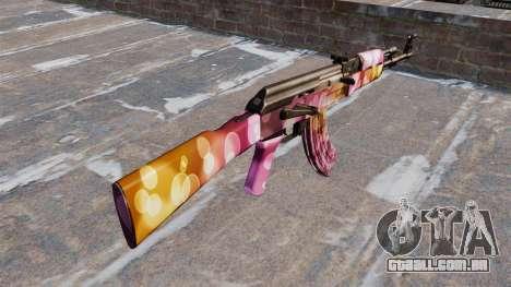 A AK-47 Pontos para GTA 4 segundo screenshot