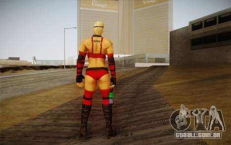 A mãe Rússia из Kick Ass 2 para GTA San Andreas segunda tela