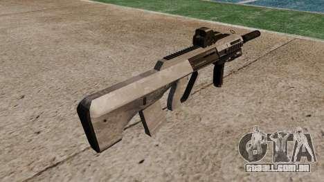 Автомат Steyr AUG-A3 Óptica ACU Camo para GTA 4 segundo screenshot