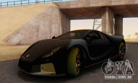 GTA Spano 2014 IVF para GTA San Andreas