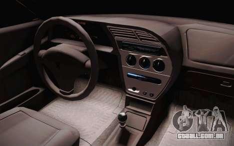 Peugeot 306 GTI 41 NS 681 para GTA San Andreas vista direita