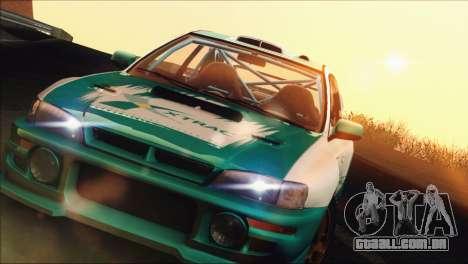 Subaru Impreza 22B STi 1998 para GTA San Andreas
