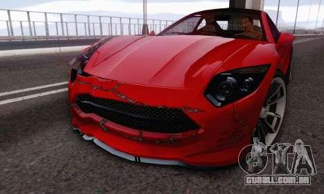 Hijak Khamelion V1.0 para GTA San Andreas traseira esquerda vista