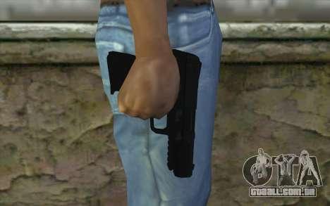 FN Five-Seven para GTA San Andreas terceira tela
