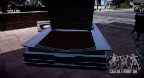 GTA Vice City Voodoo para GTA 4 vista interior