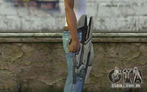 O festão para GTA San Andreas terceira tela