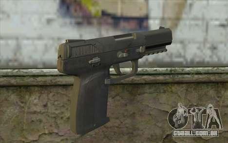 FN Five-Seven para GTA San Andreas segunda tela