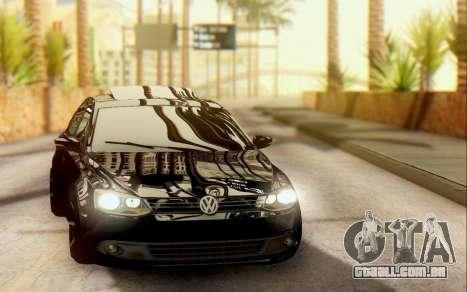 Volkswagen Jetta 1.4 Comfortline МТ para GTA San Andreas esquerda vista