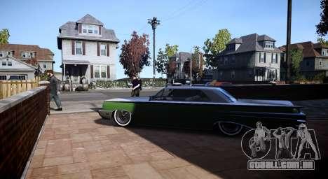GTA Vice City Voodoo para GTA 4 traseira esquerda vista