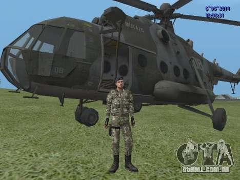 USSR Special Forces para GTA San Andreas terceira tela