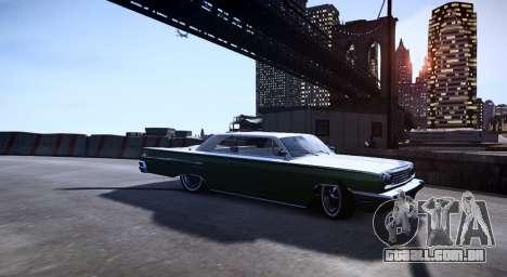 GTA Vice City Voodoo para GTA 4 vista direita