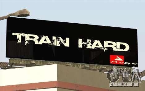 HQ Billiboards para GTA San Andreas quinto tela
