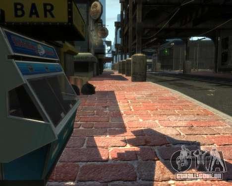 New Roads  (Textures - HD) para GTA 4 por diante tela