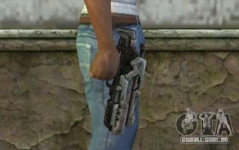 Alicia para GTA San Andreas terceira tela
