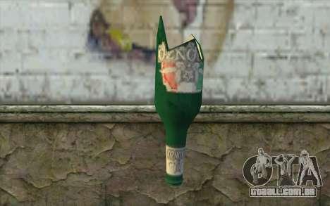 Garrafa quebrada de GTA 5 para GTA San Andreas