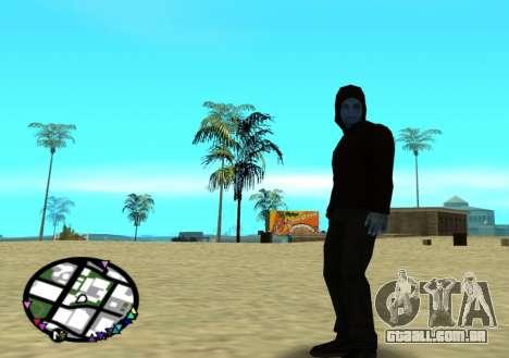 O poder do novo homem-aranha 2 para GTA San Andreas terceira tela