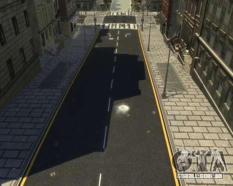 New Roads  (Textures - HD) para GTA 4 segundo screenshot