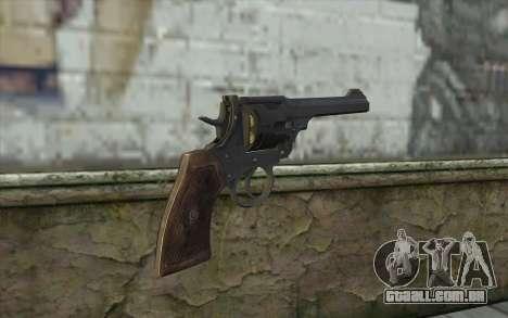 Revolver (Deadfall Adventures) para GTA San Andreas segunda tela