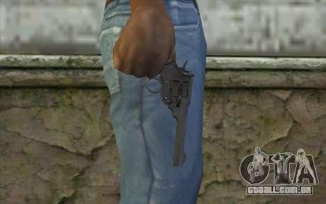 Revolver (Deadfall Adventures) para GTA San Andreas terceira tela