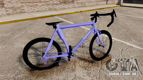 GTA V Race Bike para GTA 4 esquerda vista